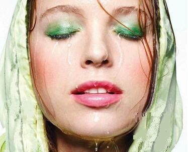 макияж в дождливую погоду