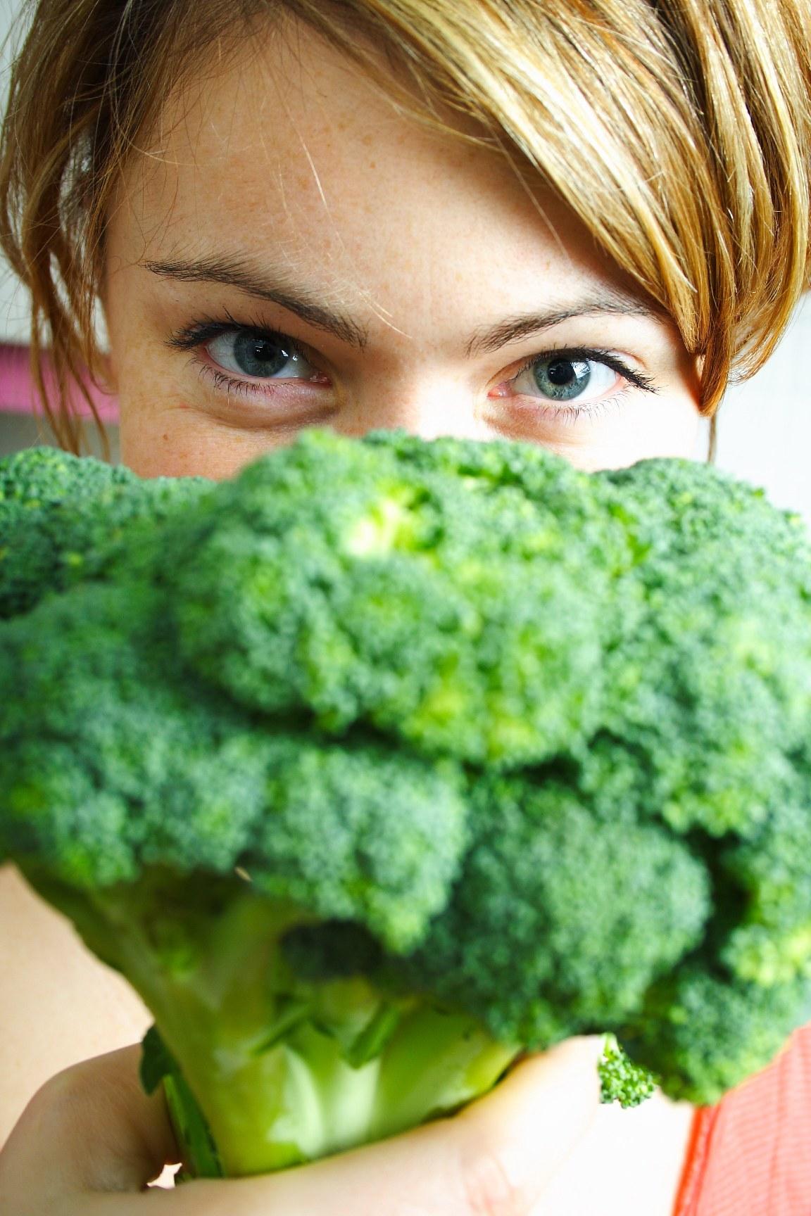 диета на основе брокколи