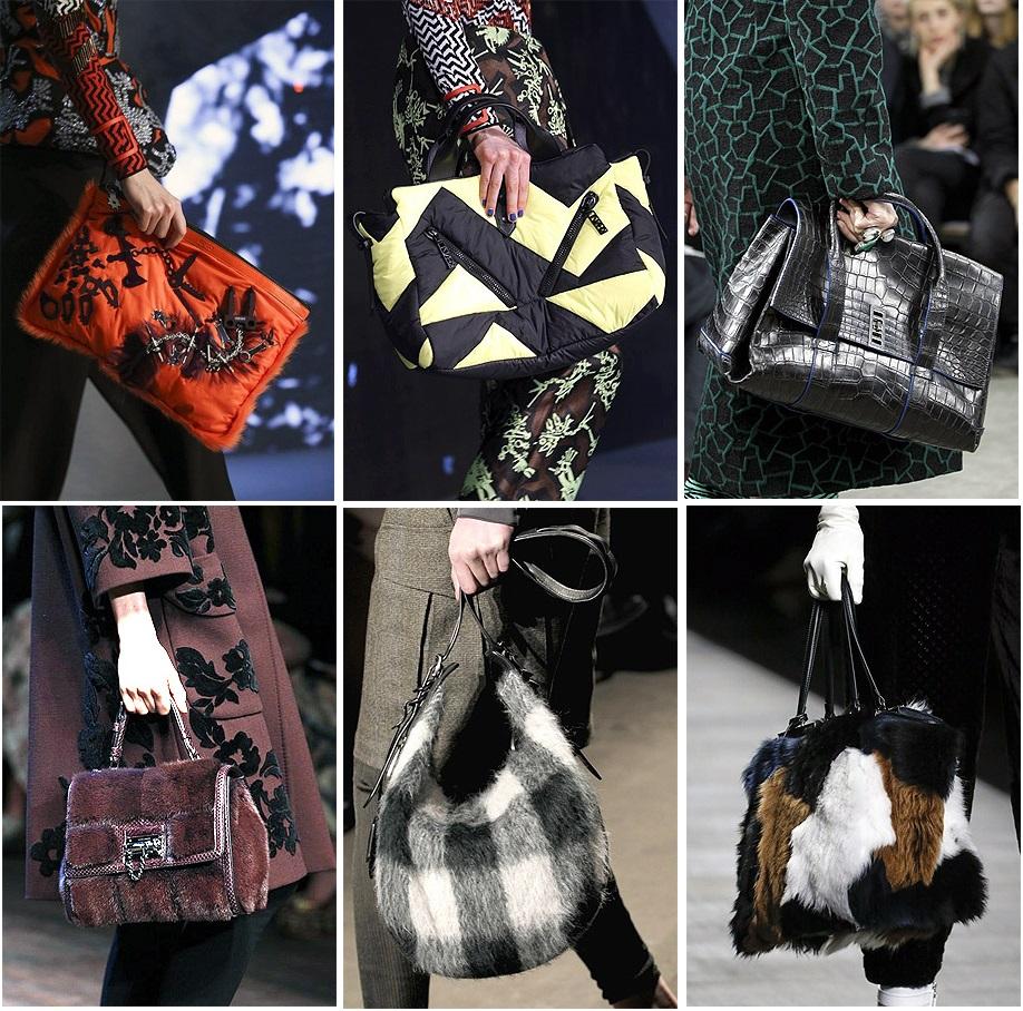 женские сумки осень-зима 2014/15