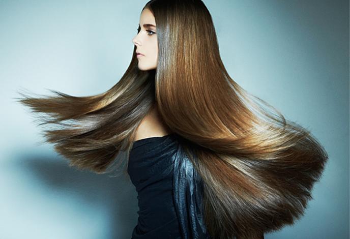 Кератиновое выпрямление волос Гремми в Тюмени