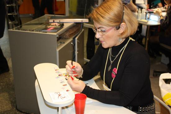 Тенденции в nail arte
