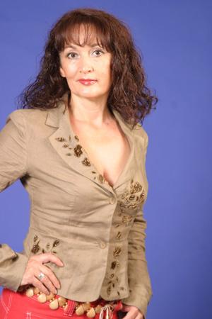 Валентина Горчакова в Тюмени