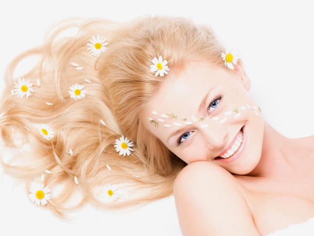 летние маски для волос