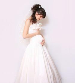 свадьба беременность
