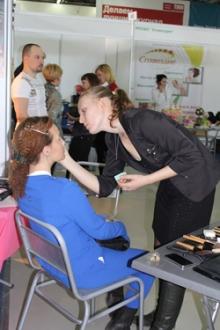 В Тюмени прошла выставки Индустрия красоты и Здравоохранение. Стоматология – 2014.